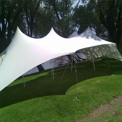 Non Waterproof Tent